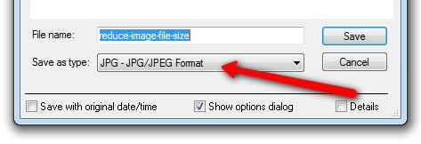 How to Reduce Image File Size with IrfanView - Ask About Tech