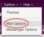 Make gmail default email mac