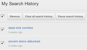 How to Clear Search Results in Bulk