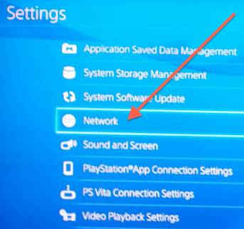 How To Connect Ps4 To Wifi Without Password