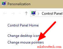 windows 10 how to change scroll direction